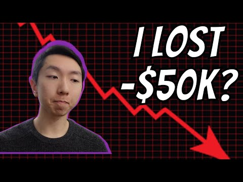 How I Lost $50,000 Trading Stocks and Options | Worst Stock Losses