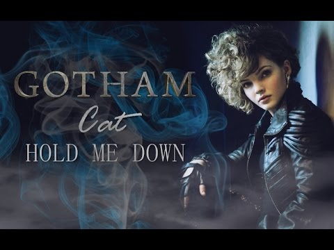 Selina Kyle || go for their eyes!