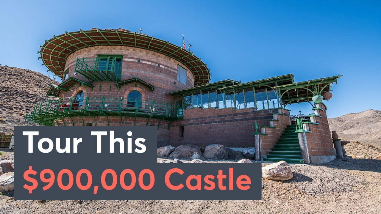 Inside A $900,000 'Doomsday Prepper' Castle