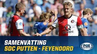 HIGHLIGHTS | SDC Putten - Feyenoord