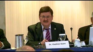 Ομιλία Dr. Vladimir Kozin στο Συνέδριο ΙΓΜΕΑ