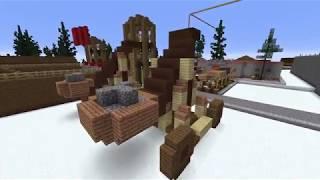 Publication Date: 2018-08-16 | Video Title: 慈幼葉漢千禧小學 建構中的歷史 Minecraft 比賽作品
