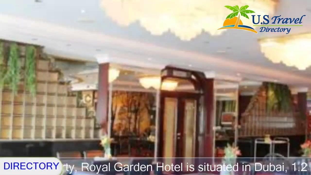 Royal Garden Hotel - Dubai Hotels, UAE - YouTube