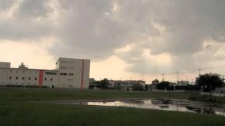 新三国アルゴ(旧 新三国ボウル)とパナソニックの工場跡地