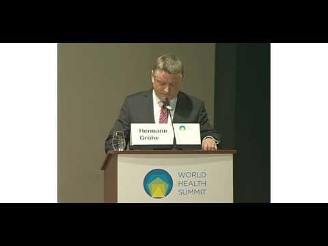 WHS 2015: Hermann Gröhe, Federal Minister of Health, Keynote