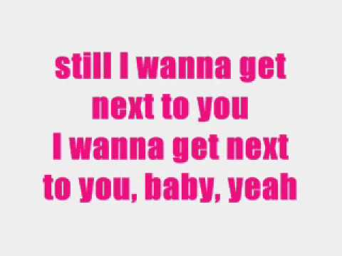 Rose Royce - I Wanna Get Next To You - Lyrics