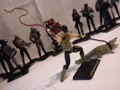 G.I. Joe 25 ann Crock master repost