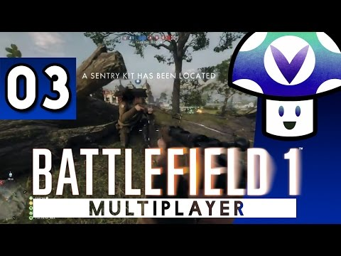 [Vinesauce] Vinny - Battlefield 1: Multiplayer (part 3)