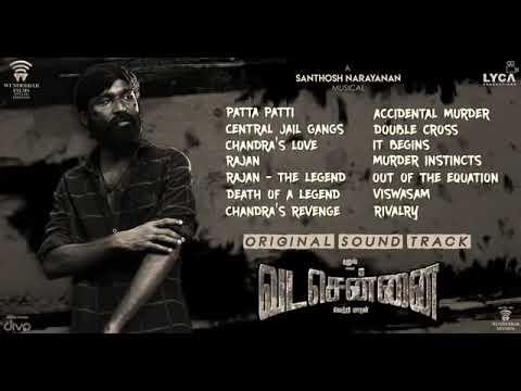 #vada Chennai patta Patti song original sound