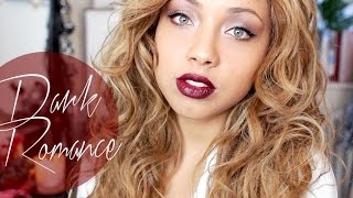 Chatty Dark Romance Makeup Tutorial | Beautycrush Thumbnail