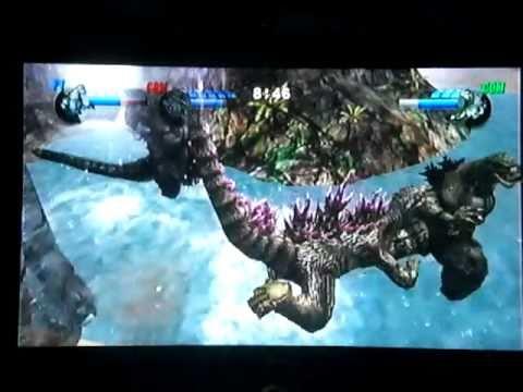Godzilla Unleashed: Godzilla 90's vs Godzilla 1954 vs ...
