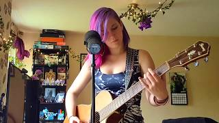 Creepy Green Light- Type O Negative Cover by Kitty