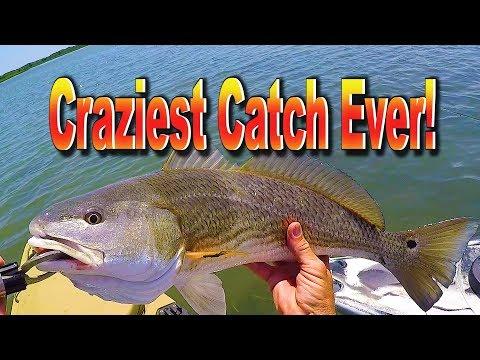 Pogies Redfish Tournament Pre-Fishing (Swansboro, NC)