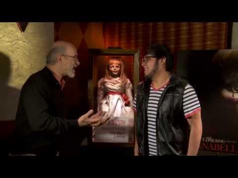 'Annabelle'  with Tony Amendola