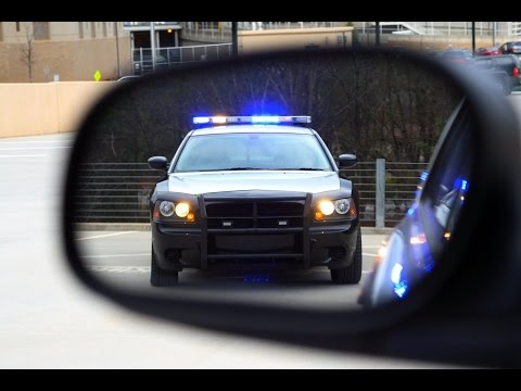 VIDEO: Black Man Pulled Over by White Cop for 'Making Direct Eye Contact'