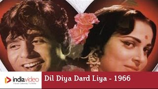 Dil Diya Dard Liya 1966, 180/365 Bollywood Centenary Celebrations | India Video