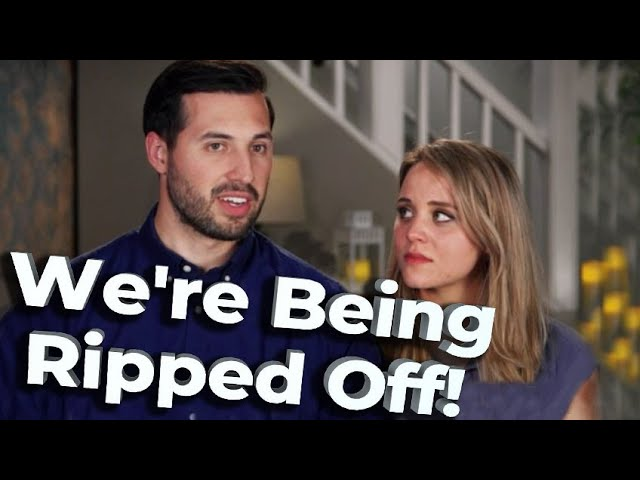 Jinger Duggar and Husband - We\'re Being Ripped Off! We Wanna Quit Counting On!