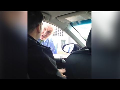 NYPD Officer Who Berated Driver Placed on Desk Duty