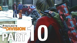 THE DIVISION Full Game Walkthrough Part 10 - No Commentary [Division 100% Walkthrough] - FLATIRON