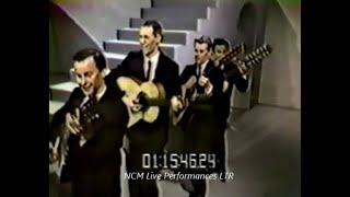 """New Christy Minstrels Live """"Walk Right In"""" (Feat A. Williams) The Andy Williams Show 1962/63"""