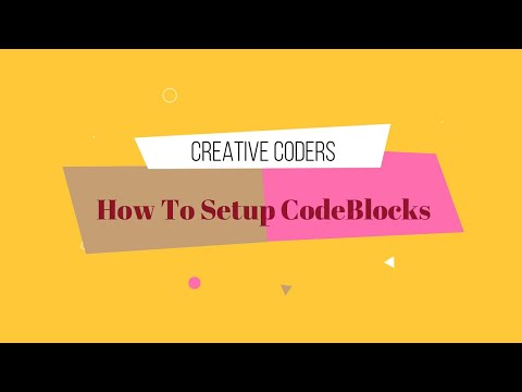 C Programming English Tutorial Part-02 | How To Setup CodeBlocks | Creative Coders (2019) thumbnail