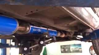 видео Выхлопная система автомобиля Нива Шевроле