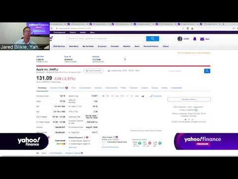 Yahoo Finance's New Online Tool Helps Investors Manage Their Portfolio