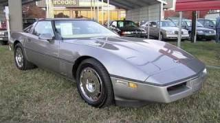 Short Takes: 1984 Chevrolet Corvette (Start Up, Exhaust, Tour)