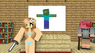 Monster School : Zombie Killer - Minecraft Animation