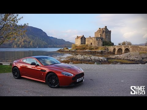 Bond Locations in the Aston -