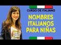 100 nombres bonitos para niñas (nombre de mujeres) - YouTube