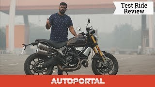 Ducati Scrambler 1100 - Road Test Review - Autoportal