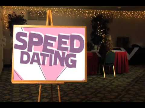 Speed dating cell phone commercial