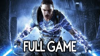 Star Wars The Force Unleashed 2 - FULL GAME Walkthrough Gameplay No Commentary