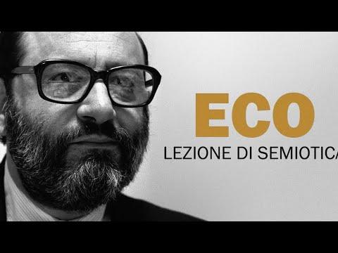 Umberto Eco 一 Il mondo dei segni (1974)