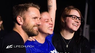 Destiny's Baptism Story - April 22, 2017 - Life.Church