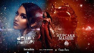 Ariana Grande & Nicki Minaj - Ganja Breathin' ft. SZA (Mashup) | CUPCAKEMASHIE x Della's Mashups