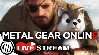 Metal Gear Online: EPIC Enforcer Killstreaks! - MGO 3 Gameplay PS4 (Phantom Pain Multiplayer)