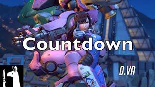 Overwatch Hero Dialogue: Countdown