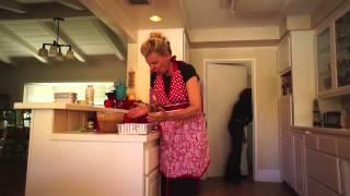 Kitchen Conniption Ep. 3 Carrot Zucchini Bread
