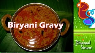 biryani gravy how to prepare easy onion biryani gravy at home