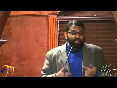 Khutbah: Difficult begets ease ~ Dr. Yasir Qadhi | 6th December 2013