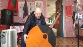 Контрабас - домра, демо