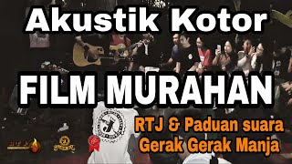 Download lagu ROMI & THE JAHATs - Film Murahan live akustik at Sawangan