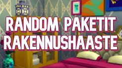 Random paketit -rakennushaaste! | The Sims 4