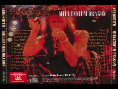 Aerosmith - Heartbreaker (Very Rare, Led Zeppelin cover)