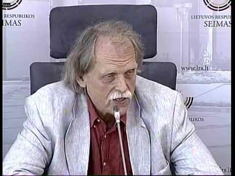 "(Alkas.lt, lrs.lt) N.Puteikio spaudos konferencija ""Ar apginsime Konstituciją..."""