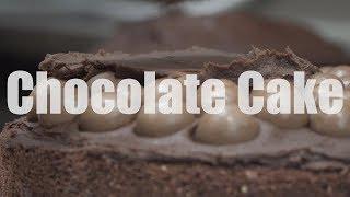 가나슈 초코볼 케이크  ganache chocolate…