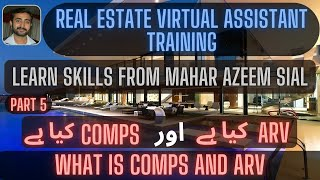 What Is ARV In Real Estate || What Does Comp Mean || Real Estate Virtual Assistant || Training Video
