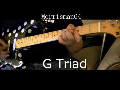 TONY TONI TONE  -  LEAVIN -  Guitar Cover